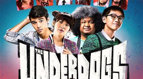 ost film ggs terbaru rilis berkarya bergaya lirik ost film the underdogs