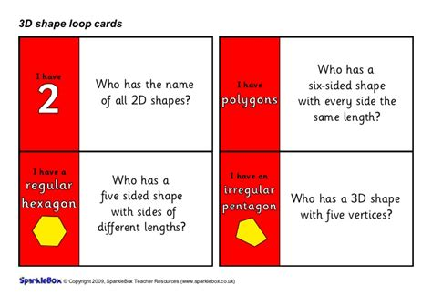 printable loop card games print maths loop games print