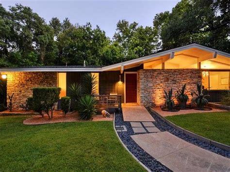 mid century modern modern architecture