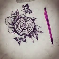 25 best compass tattoo ideas on pinterest compass