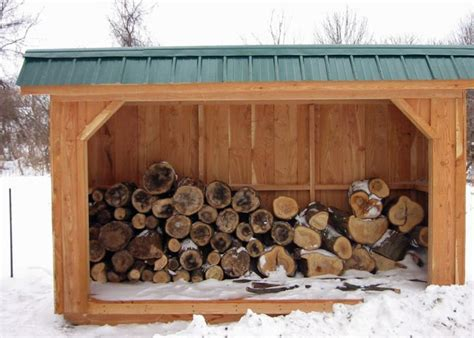 Outdoor Firewood Storage Shed by 1000 Images About Firewood Storage On