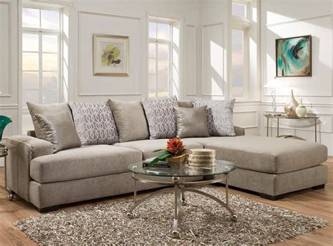 Albany Sectional Sofa Albany 883 2 Sectional Sofa With Raf Chaise Value City Furniture Sectional Sofas