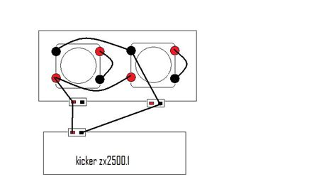 kicker comp vr wiring diagram get free image about