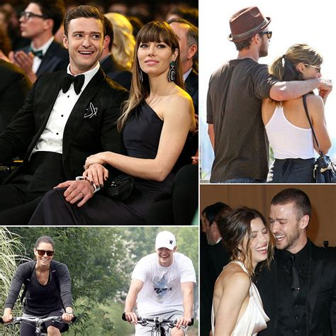 Biel Is In With Justin Timberlake by Pictures Of Biel And Justin Timberlake Together