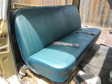 bench seat replacement chevy c10 replacement seats autos post