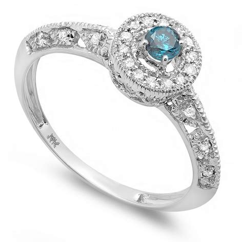 antique sapphire and engagement ring at affordable