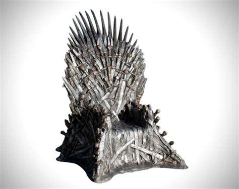 Iron Throne Chair of thrones iron throne replica chair hiconsumption