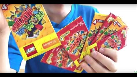 World Of Watches Gift Card - 7 more packs of cards album sainsburys lego quot create the world quot youtube
