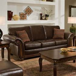 Brown Leather Sofa Cushions Brown Leather And How To Care Properly Traba Homes