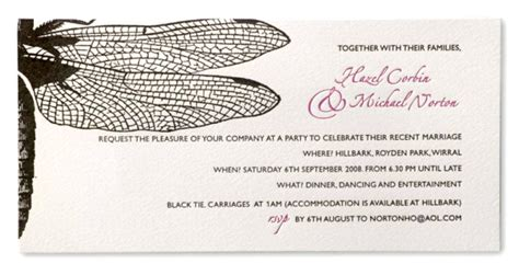 dragonfly wedding invitation template dragonfly wedding invitations invitation templates