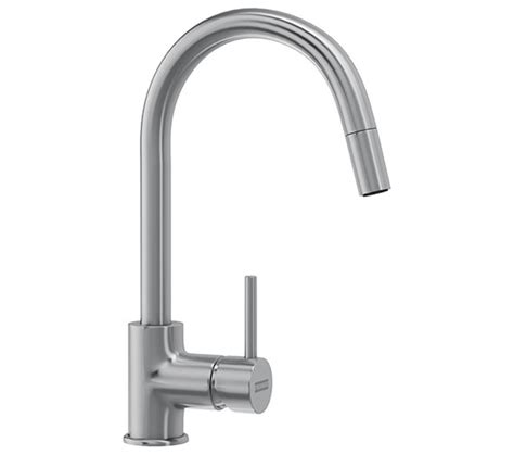 franke pull out nozzle kitchen sink mixer tap