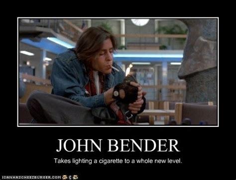 Breakfast Club Meme - john bender breakfast club memes