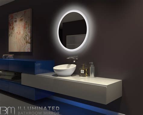 Kaca Mulut Led Mirror With Led dimmable backlit led mirror 32 x 32 ib mirror