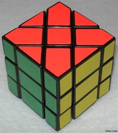 tutorial rubik fisher cube fisher cube แก เหม อน 3x3x3 rubiks cube pinterest