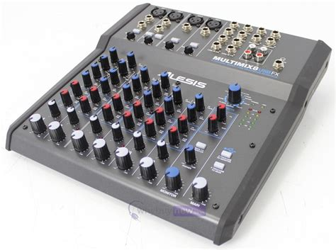 Mixer Fx Usb clearance bargains gt alesis multimix 8 fx usb mixer