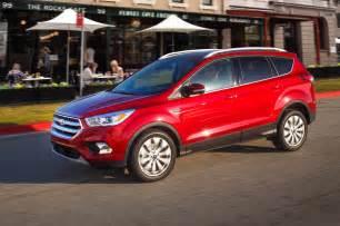 2017 Ford Escape 2017 Ford Escape Drive Review Motor Trend