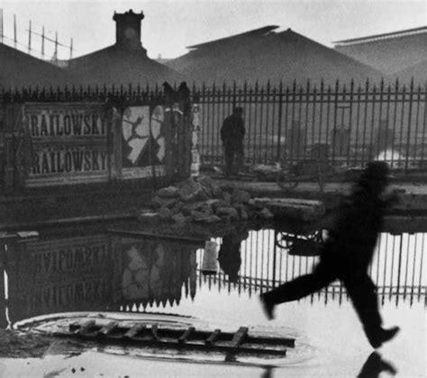 biografia del fotografo henri cartier bresson