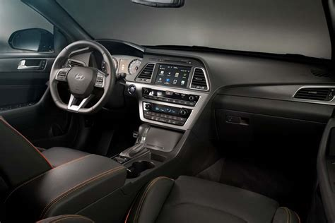 Hyundai Sonata 2014 Interior by 2015 Hyundai Sonata Interior 2015 Hyundai Sonata