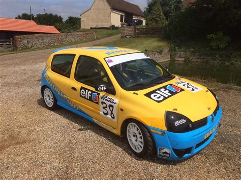 Renault Clio Cup by Racecarsdirect Genuine Renault Clio Cup Racer 011