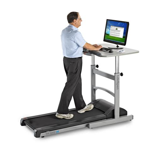 treadmill for desk at work ergosource ergonomic products solutions