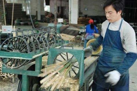 Strand Woven Bamboo Flooring Manufacturing Process