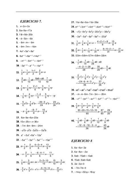 baldor 78 1 a 3avi algebra de baldor