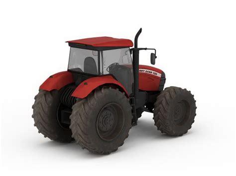 agriculture tractor  model ds max files   modeling   cadnav