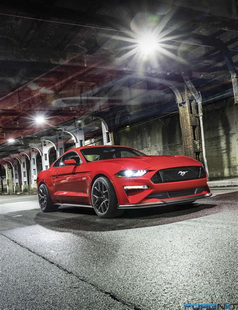 mustang levels level 2 option sharpens 2018 mustang performance pack handling