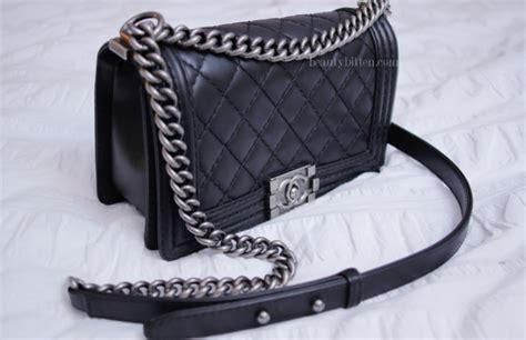 Tas Channel Boy Black Nikel here s a story about a boy chanel quilted boy bag