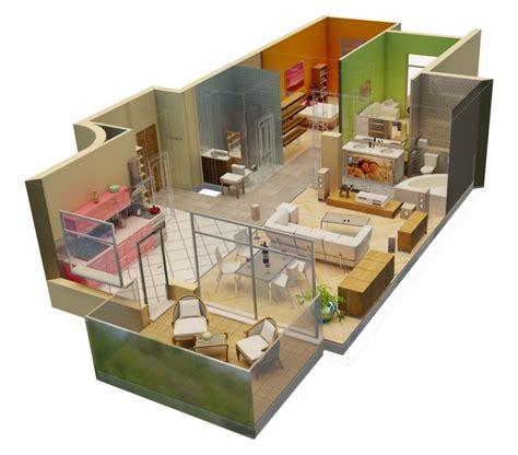 what stages interior design project preparation includes