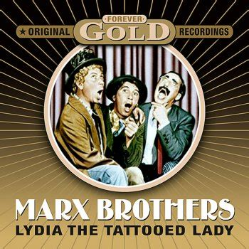 groucho marx amp bing crosby lydia the tattooed lady