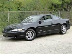 2002 Pontiac Grand Prix Fuel Purchase Used 2002 Grand Prix Gtp Supercharged Black Gray