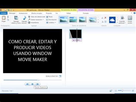 descargar tutorial de windows movie maker gratis descargar gratis movie maker 2017 2018 para windows 7 8 y