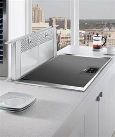 downdraft cooktop ventilation downdraft ventilation for cooktops stovetops by thermador