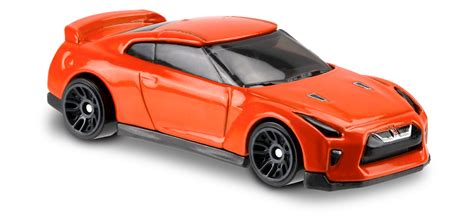 nissan hotwheels 2017 nissan gt r r35 in orange nightburnerz car