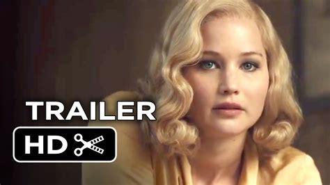 film terbaik jennifer lawrence serena official international trailer 1 2015 jennifer