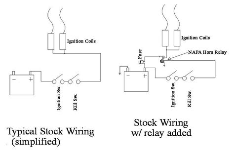 napa 5 prong relay wiring diagram wiring diagram with