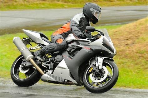 Motorrad Fahrer by Rennstrecke Landstrasse