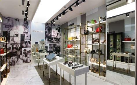 duavivo bag store interior design display furniture