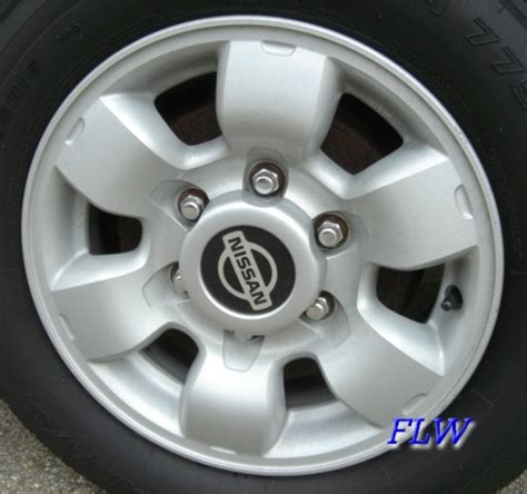 2000 nissan frontier wheels 2000 nissan frontier oem factory wheels and rims