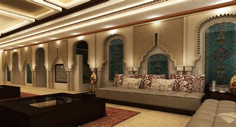 Moroccan Majlis Interior Design by Moroccan Sofas Interior Design Ideas