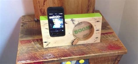 How To Make A Wooden by How To Make A Wooden Iphone Lifier From Pallet Wood