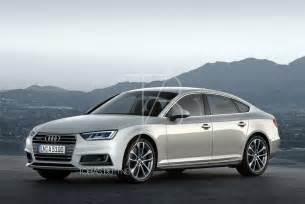 A5 Audi Sedan 2017 Audi A5 Audi Car News Reviews Pictures And
