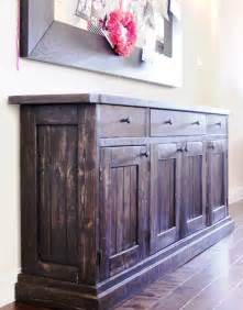 Buffet Table Sideboard White Rustic Sideboard Buffet Table Diy Projects