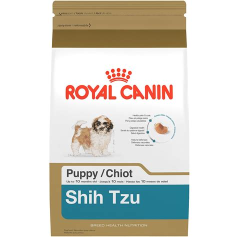royal canin puppy royal canin shih tzu puppy food petco