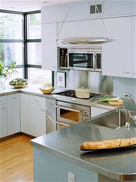 Countertop Types by Best 25 Stainless Steel Countertops Ideas On