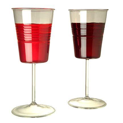 bicchieri vino plastica bicchiere di plastica da vino