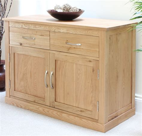 Solid Oak Furniture Small Sideboard Small Sideboard Buffet