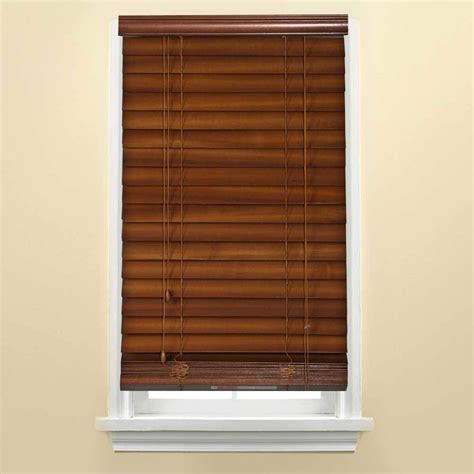 Brown Wood Blinds window blind outlet 2017 grasscloth wallpaper