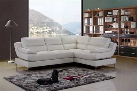 white corner couch the best picks of colored leather sofa beds in 2017 15